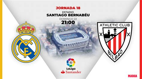 LaLiga Santander 2019   20: Real Madrid   Athletic ...
