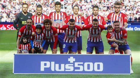 LaLiga Santander: Atletico Madrid ratings vs Celta Vigo ...
