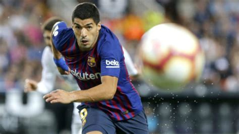 LaLiga Santander   Barcelona: Luis Suarez leads the assist ...