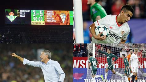 LaLiga Santander: El fútbol en Sevilla es una maravilla ...