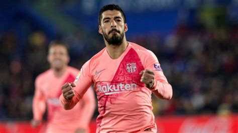 LaLiga Santander   Getafe vs Barcelona: Suarez: These are ...