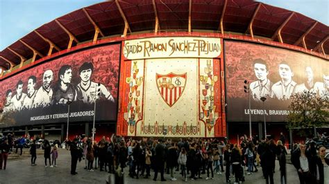 LaLiga | Sevilla FC confirm fingerprint scan stadium ...