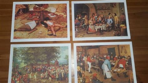 Laminas cuadro antiguas de segunda mano por 20 € en Santa ...