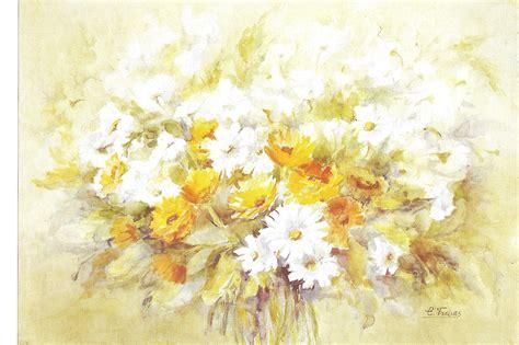 Laminas de flores para pintar al oleo   Imagui