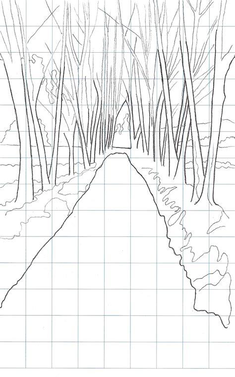 Laminas modelo para pintar paisajes | Plantillas para ...
