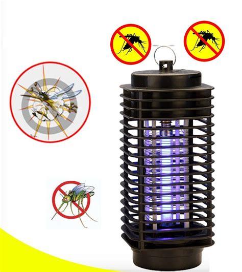 Lampara Eléctrica Mata Moscas, Mosquitos Y Zancudos