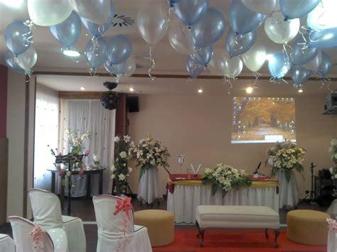LANAS y BARRO  : Decoración globos boda civil