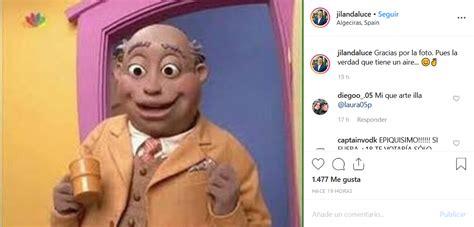 Landaluce la lía en Instagram por su parecido en el ...