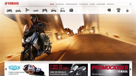 Lanzamiento nueva página web de Yamaha Motor España ...