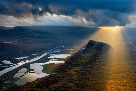Laponia, el corazón salvaje de Suecia