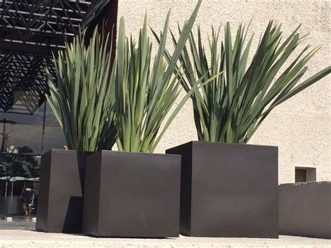 Large Outdoor Planters – Gardia Planters | Plantadores ...