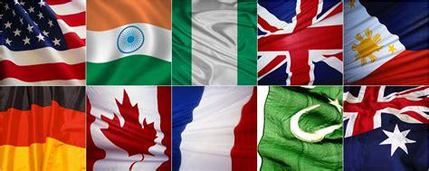 Largest English Speaking Countries | Malikot na kaisipan