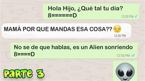 Las 10 Conversaciones de WhatsApp mas GRACIOSAS de la ...