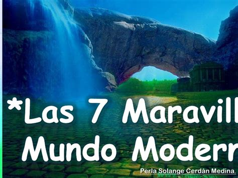 Las 10 Maravillas Del Mundo   SEONegativo.com