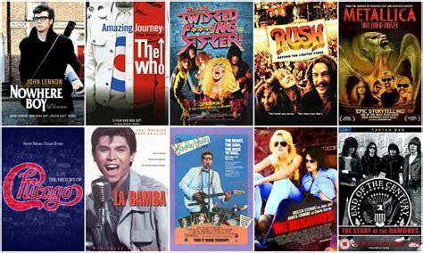 Las 10 mejores películas basadas en historias del rock