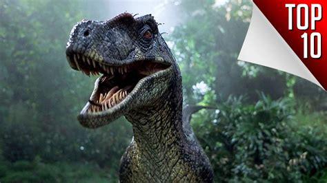Las 10 Mejores Peliculas De Dinosaurios   YouTube