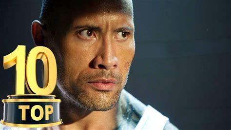 Las 10 Mejores Películas de Dwayne Johnson The Rock   YouTube