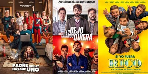 Las 10 películas españolas más taquilleras de 2019 ...