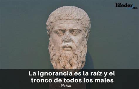 Las 100 Mejores Frases de Platón sobre la Vida, Educación ...