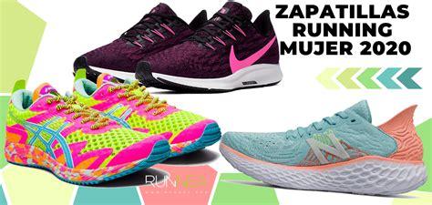 Las 12 mejores zapatillas de running para mujer 2020