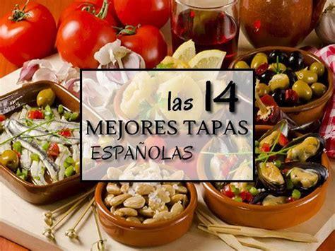 Las 14 mejores tapas españolas | RECETAS DE COCINA | Tapas ...