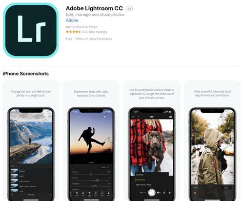 Las 17 mejores apps para editar fotos  iPhone y Android