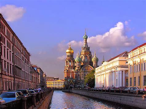 Las 2 capitales de Rusia: Moscú y San Petersburgo |¡Hola ...