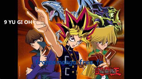 Las 20 mejores series de anime   YouTube