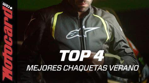 ¡Las 4 mejores CHAQUETAS de moto de VERANO 2019! · Motocard