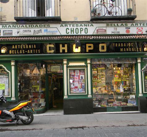Las 4 Mejores Tiendas de Manualidades en Madrid | 4M