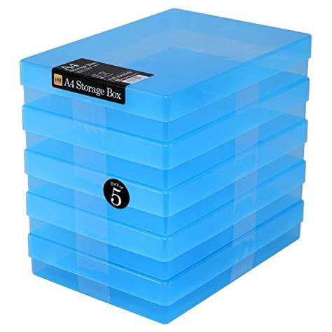 Las 5 Mejores Cajas De Almacenamiento De Plástico Baratas ...