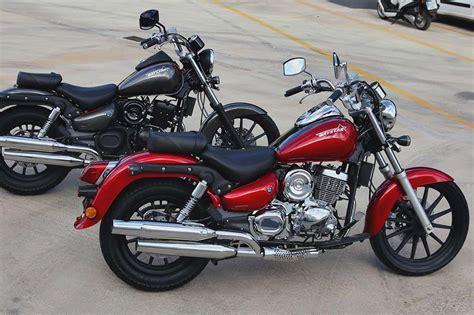 Las 5 mejores motos custom de 125   Moteo.es