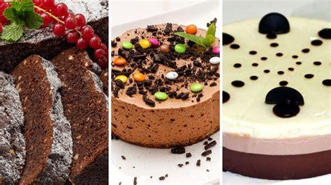 Las 5 mejores recetas de tarta de chocolate de Eva ...