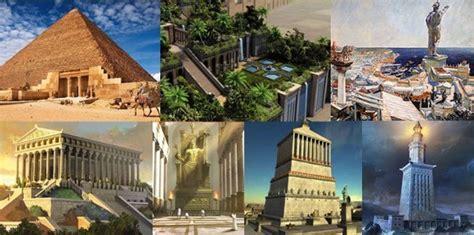 Las 7 maravillas del mundo antiguo. – Mundo Bzar