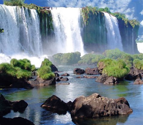 las 7 maravillas naturales del mundo   Taringa!