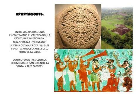 Las aportaciones de la cultura olmeca MÁS ASOMBROSAS