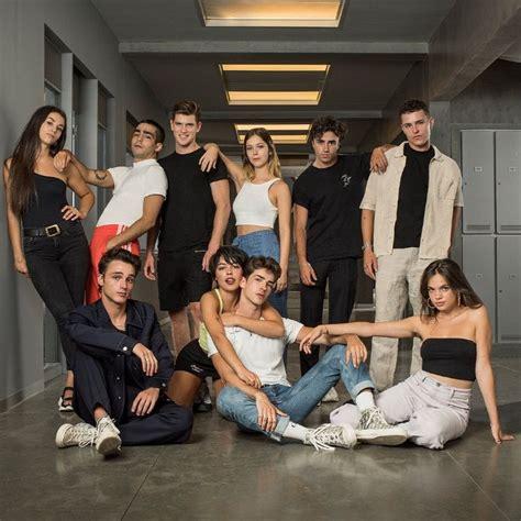 Las buenas nuevas:  Élite  presenta 4 nuevos actores en su ...