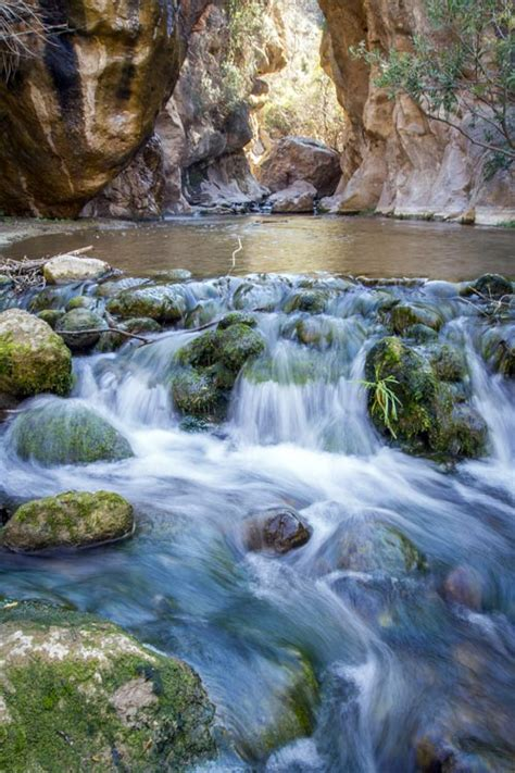 Las Canales de Padules, un paraje natural que nos ha ...