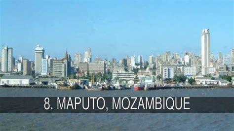 Las capitales más bellas de África   YouTube