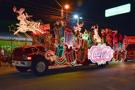 Las Carrozas Coca Cola, recorren 1600 kilómetros para ...