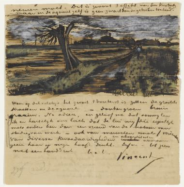 Las cartas de Van Gogh a Theo – QueAprendemosHoy.com