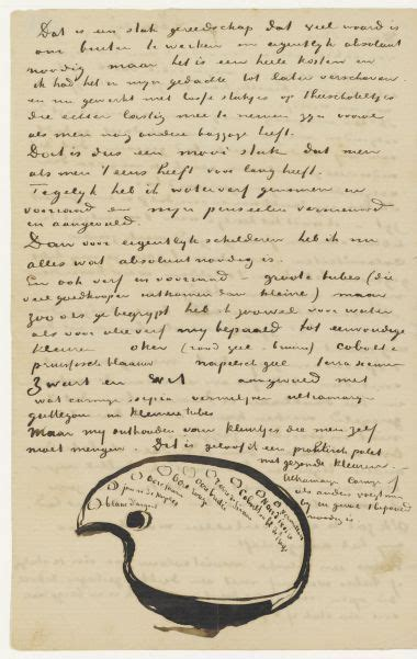 Las cartas de Van Gogh a Theo | Художники, Живопись, Журналы