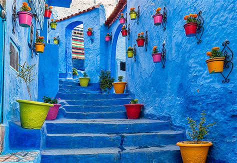 Las ciudades más coloridas del mundo   The Luxonomist
