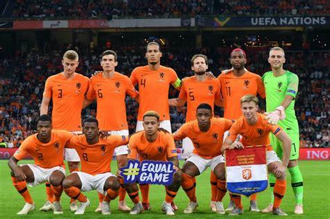 Las claves del despertar de la selección holandesa que ...