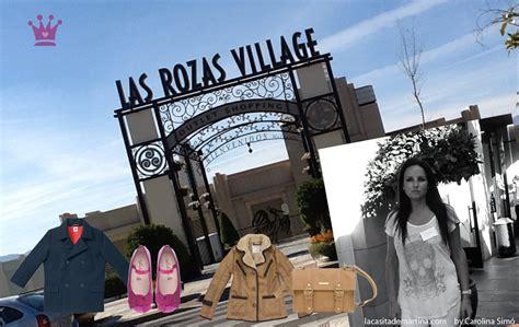 Las compras más chic en LAS ROZAS VILLAGE para la Vuelta ...