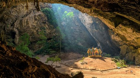 Las cuevas más impresionantes del mundo