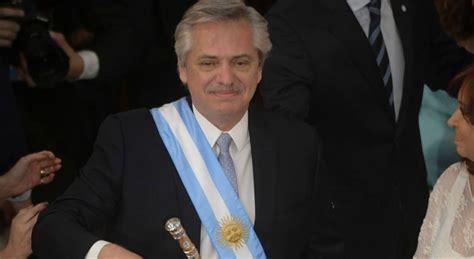 Las definiciones de Alberto Fernández en su discurso de ...