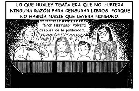 LAS DISTOPÍAS SEGÚN ORWELL Y HUXLEY   LMD  Magazine ...