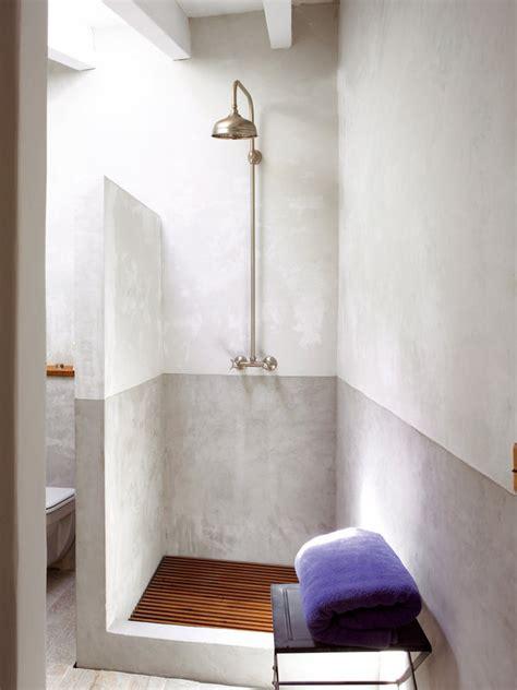 Las duchas de obra más singulares   Nuevo Estilo
