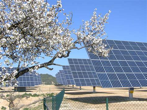 Las energías renovables: solar